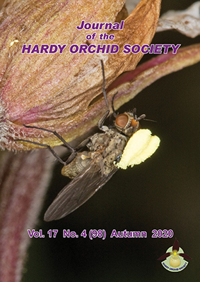 Journal of the Hardy Orchid Society